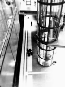 subway von Rosemarie Rosenroth