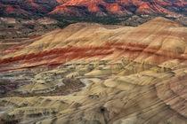 Painted Hills von David DesRochers
