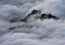 Among the Clouds von David DesRochers