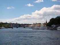 Stockholm Ansicht by Ka Wegner