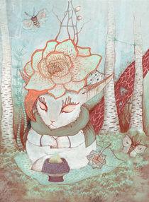 Forest Fairytales von Lina Gavenaite