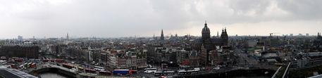 Amsterdam-panorama