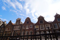 Looking Up in Amsterdam