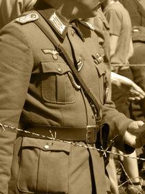 The uniform by Robert Gipson