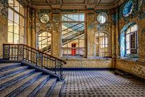 Abandoned Places 1 - Beelitz Heilstätten von Stefan Kloeren