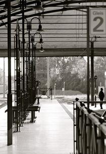 Gleis 2 by © Ivonne Wentzler