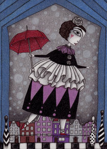 'The Red Shoes' by Judith  Clay