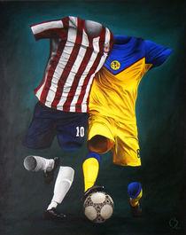 Chivas vs Aguilas by betirri