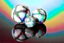 Rainballs by Fiona Messenger