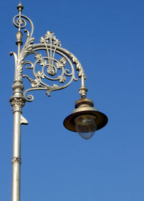 Dublin Lamppost von Kelsey Horne