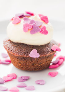 'Cupcake of Love' by Lars Hallstrom