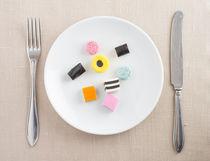 Sweet food von Lars Hallstrom