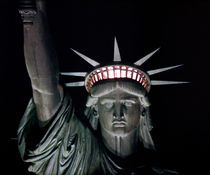 Statue of Liberty von David Pringle