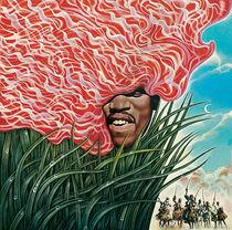 Jimi (ca. 1970)  von Mati Klarwein