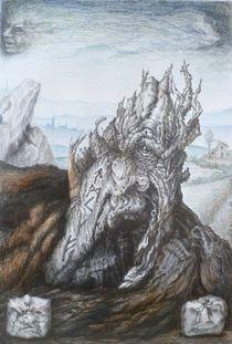 Menhir 4 von Tim Seaward