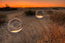 Kugel sunset by photoart-hartmann