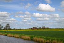 Plattes Land - Flat Land von ropo13