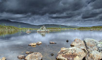Lochan na h Achlaise by Fiona Messenger