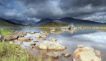 Lochan na h Achlaise von Fiona Messenger