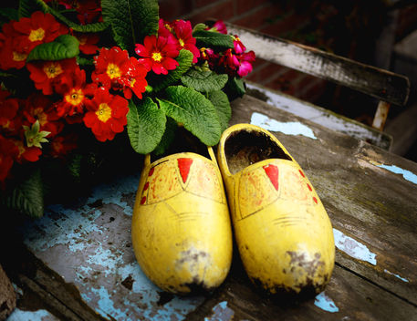 Yello-dutch-clogs