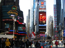 Times Square von RicardMN Photography