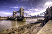 Tower Bridge London von Rob Hawkins