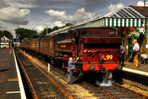 L99 at Sheringham by Rob Hawkins