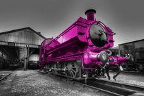 Pink-pannier