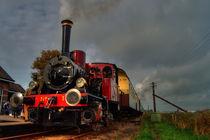 Vintage Steam at Wognum by Rob Hawkins