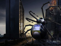attack of the spider