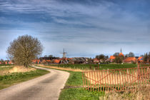 Weg ins Dorf - Way to the village by ropo13