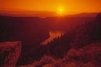 Flaming Gorge von Douglas Pulsipher