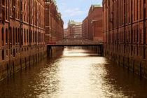 Speicherstadt Hamburg by gfischer
