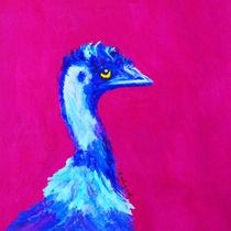 Emu Pink von Margaret Saheed