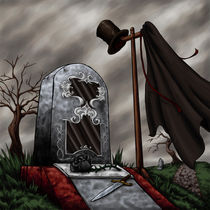 A grave for Jack by Esaul  Hernandez