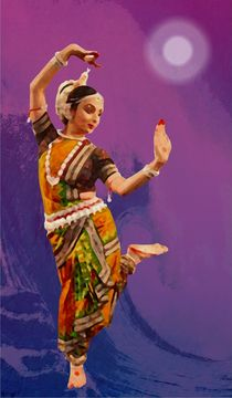 Moon Dance by Nandan Nagwekar