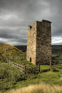 Rosedale Chimney, North York Moors von Martin Williams