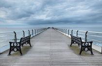 Saltburn Pier, Yorkshire von Martin Williams