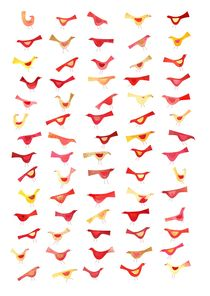 An Army of Undisciplined Birds by Nic Squirrell