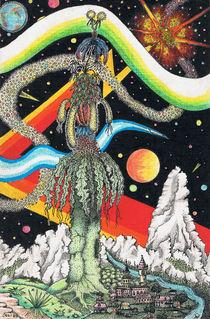 Lebensbaum von Oliver Betsch