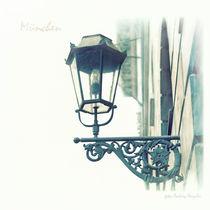 Street lamp (Munich) 2 by rain