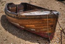 Rowing Boat von daysphotographic