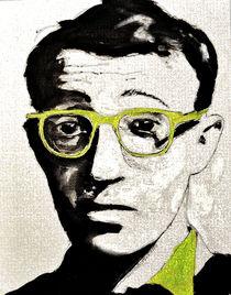 Woody Allen von Gary Koenitzer