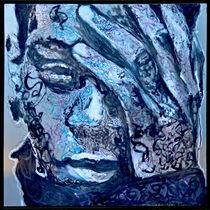 Jean Michel Basquiat von Zac aka Gary  Koenitzer