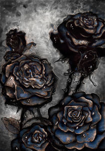 Dying Roses von alexandra-veda