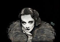 Marlene Dietrich by alexandra-veda