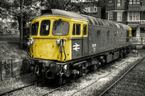 Class 33 at Swanage by Rob Hawkins
