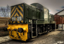 The BR class 14 by Rob Hawkins