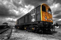 The BR class 20 (mono) von Rob Hawkins