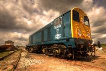 The BR class 20  von Rob Hawkins
